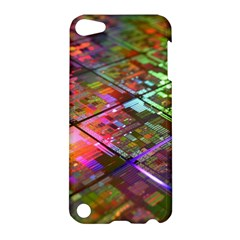 Technology Circuit Computer Apple Ipod Touch 5 Hardshell Case