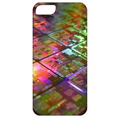 Technology Circuit Computer Apple Iphone 5 Classic Hardshell Case