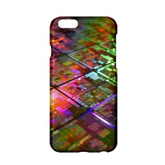 Technology Circuit Computer Apple Iphone 6/6s Hardshell Case by BangZart
