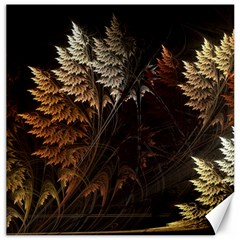 Fractalius Abstract Forests Fractal Fractals Canvas 16  X 16