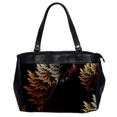 Fractalius Abstract Forests Fractal Fractals Office Handbags
