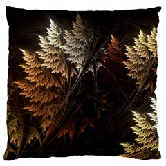 Fractalius Abstract Forests Fractal Fractals Standard Flano Cushion Case (two Sides)