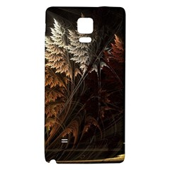 Fractalius Abstract Forests Fractal Fractals Galaxy Note 4 Back Case