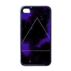 Space Apple Iphone 4 Case (black) by Valentinaart