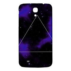Space Samsung Galaxy Mega I9200 Hardshell Back Case by Valentinaart