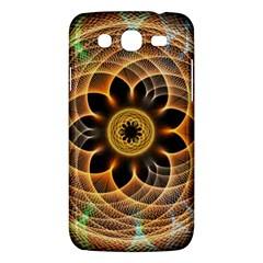 Mixed Chaos Flower Colorful Fractal Samsung Galaxy Mega 5 8 I9152 Hardshell Case  by BangZart