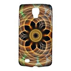 Mixed Chaos Flower Colorful Fractal Galaxy S4 Active