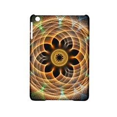 Mixed Chaos Flower Colorful Fractal Ipad Mini 2 Hardshell Cases by BangZart