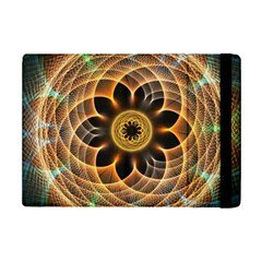Mixed Chaos Flower Colorful Fractal Ipad Mini 2 Flip Cases