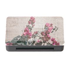 Shabby Chic Style Floral Photo Memory Card Reader With Cf by dflcprints