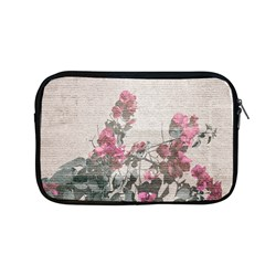 Shabby Chic Style Floral Photo Apple Macbook Pro 13  Zipper Case by dflcprints