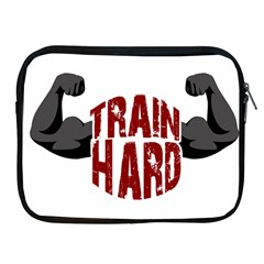Train Hard Apple Ipad 2/3/4 Zipper Cases by Valentinaart