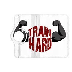 Train Hard Kindle Fire Hd (2013) Flip 360 Case by Valentinaart