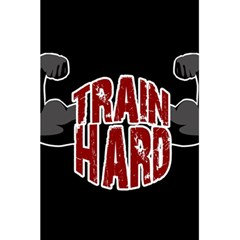 Train Hard 5 5  X 8 5  Notebooks by Valentinaart
