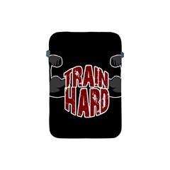 Train Hard Apple Ipad Mini Protective Soft Cases by Valentinaart