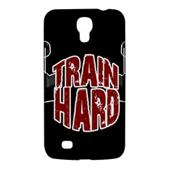 Train Hard Samsung Galaxy Mega 6 3  I9200 Hardshell Case by Valentinaart