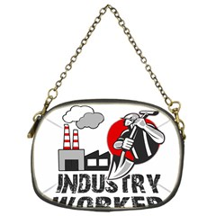 Industry Worker  Chain Purses (one Side)  by Valentinaart