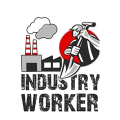 Industry Worker  5 5  X 8 5  Notebooks by Valentinaart
