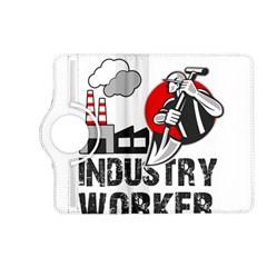 Industry Worker  Kindle Fire Hd (2013) Flip 360 Case by Valentinaart