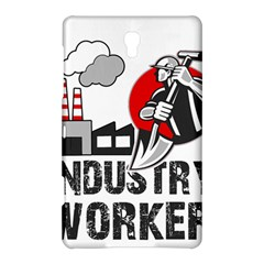 Industry Worker  Samsung Galaxy Tab S (8 4 ) Hardshell Case  by Valentinaart