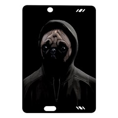Gangsta Pug Amazon Kindle Fire Hd (2013) Hardshell Case by Valentinaart
