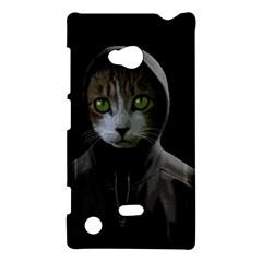 Gangsta Cat Nokia Lumia 720 by Valentinaart
