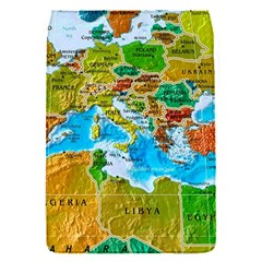 World Map Flap Covers (s)  by BangZart