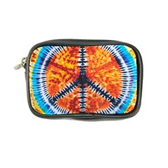 Tie Dye Peace Sign Coin Purse