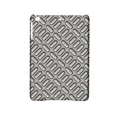 Grey Diamond Metal Texture Ipad Mini 2 Hardshell Cases