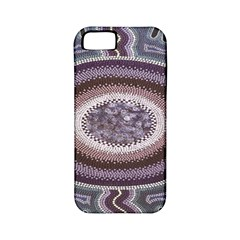 Spirit Of The Child Australian Aboriginal Art Apple Iphone 5 Classic Hardshell Case (pc+silicone) by BangZart