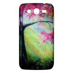 Forests Stunning Glimmer Paintings Sunlight Blooms Plants Love Seasons Traditional Art Flowers Sunsh Samsung Galaxy Mega 5 8 I9152 Hardshell Case  by BangZart
