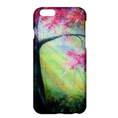Forests Stunning Glimmer Paintings Sunlight Blooms Plants Love Seasons Traditional Art Flowers Sunsh Apple Iphone 6 Plus/6s Plus Hardshell Case by BangZart