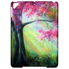 Forests Stunning Glimmer Paintings Sunlight Blooms Plants Love Seasons Traditional Art Flowers Sunsh Apple Ipad Pro 9 7   Hardshell Case by BangZart