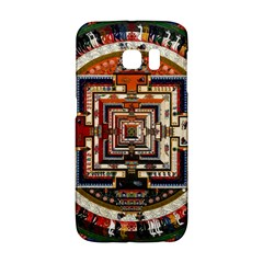 Colorful Mandala Galaxy S6 Edge