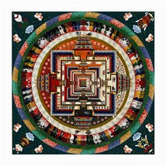 Colorful Mandala Medium Glasses Cloth (2 Side)