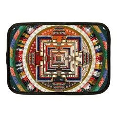 Colorful Mandala Netbook Case (medium)