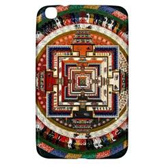 Colorful Mandala Samsung Galaxy Tab 3 (8 ) T3100 Hardshell Case