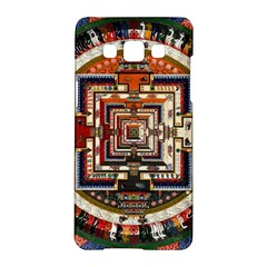 Colorful Mandala Samsung Galaxy A5 Hardshell Case