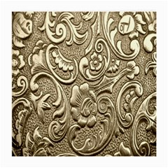 Golden European Pattern Medium Glasses Cloth (2 Side)