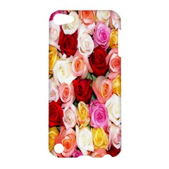 Rose Color Beautiful Flowers Apple Ipod Touch 5 Hardshell Case