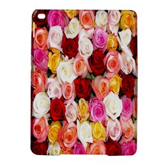 Rose Color Beautiful Flowers Ipad Air 2 Hardshell Cases by BangZart
