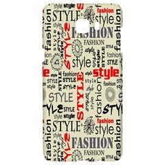 Backdrop Style With Texture And Typography Fashion Style Samsung C9 Pro Hardshell Case  by BangZart