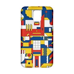 Hide And Seek Samsung Galaxy S5 Hardshell Case