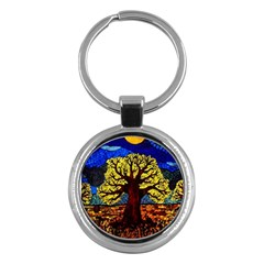Tree Of Life Key Chains (round)  by BangZart