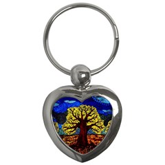 Tree Of Life Key Chains (heart)