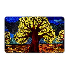 Tree Of Life Magnet (rectangular)