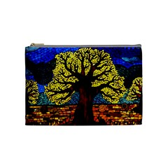 Tree Of Life Cosmetic Bag (medium)