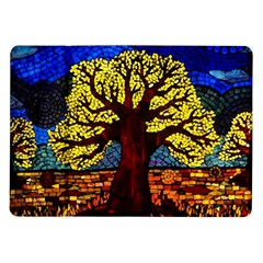 Tree Of Life Samsung Galaxy Tab 10 1  P7500 Flip Case