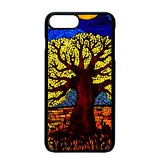 Tree Of Life Apple Iphone 7 Plus Seamless Case (black)