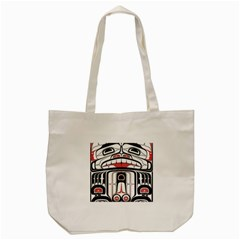 Ethnic Traditional Art Tote Bag (cream) by BangZart
